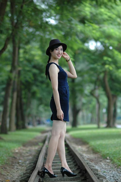 Ngắm ảnh đẹp của thí sinh Hoa hậu VN phía Bắc - 6