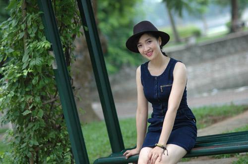 Ngắm ảnh đẹp của thí sinh Hoa hậu VN phía Bắc - 7