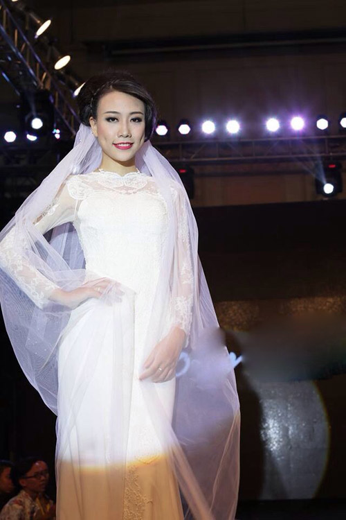Ngắm ảnh đẹp của thí sinh Hoa hậu VN phía Bắc - 9