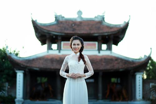 Ngắm ảnh đẹp của thí sinh Hoa hậu VN phía Bắc - 10