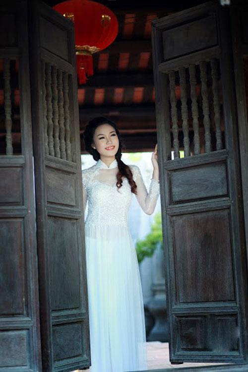 Ngắm ảnh đẹp của thí sinh Hoa hậu VN phía Bắc - 11