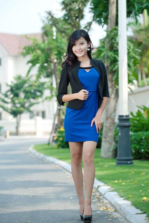 Ngắm ảnh đẹp của thí sinh Hoa hậu VN phía Bắc - 13
