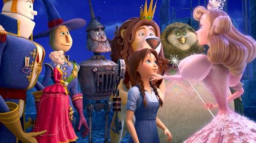 Dorothy trở lại: Sức hấp dẫn của phim hoạt hình ca nhạc - 1