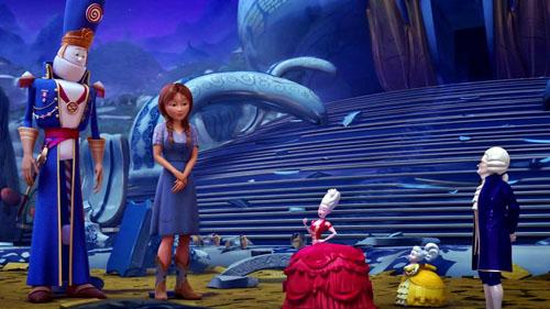 Dorothy trở lại: Sức hấp dẫn của phim hoạt hình ca nhạc - 4