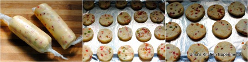 Cách làm bánh quy mứt hoa qủa thập cẩm thơm ngon - 4