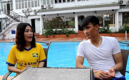 Công Vinh ủng hộ U19 Việt Nam đá SEA Games 2015 - 1