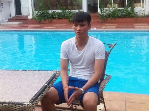Công Vinh ủng hộ U19 Việt Nam đá SEA Games 2015 - 2