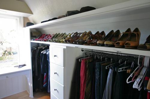 14 mẹo sắp xếp tủ giày thông minh cho chị em - 12