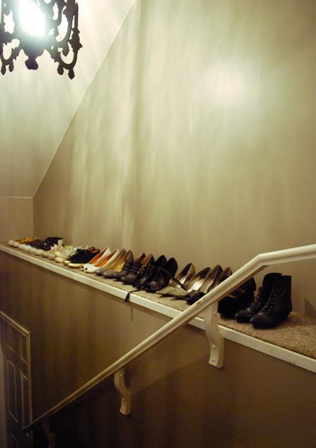 14 mẹo sắp xếp tủ giày thông minh cho chị em - 13