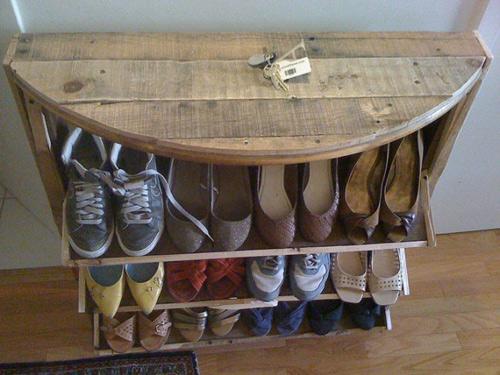 14 mẹo sắp xếp tủ giày thông minh cho chị em - 14