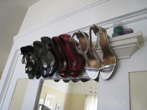 14 mẹo sắp xếp tủ giày thông minh cho chị em - 7