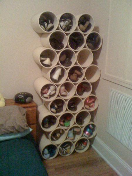 14 mẹo sắp xếp tủ giày thông minh cho chị em - 15