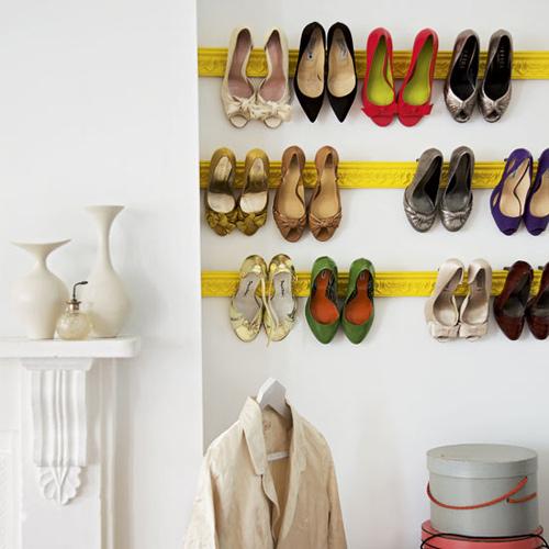 14 mẹo sắp xếp tủ giày thông minh cho chị em - 6