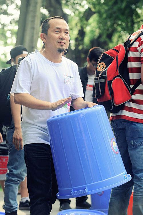 NS Quốc Trung: Không kỳ vọng con sẽ nổi tiếng - 3