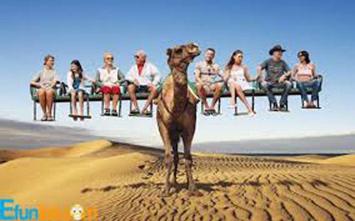 Liên khúc cười: Cười cùng khách du lịch - 4