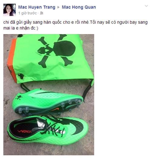 """""""Hotboy"""" Olympic VN được hâm mộ như ca sỹ Hàn Quốc - 3"""