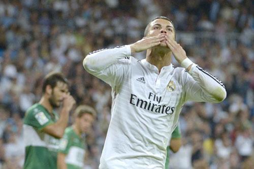 Ronaldo: Máy săn bàn siêu hạng - 1