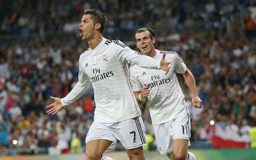 Ronaldo: Máy săn bàn siêu hạng - 2
