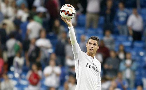 Ronaldo: Máy săn bàn siêu hạng - 3