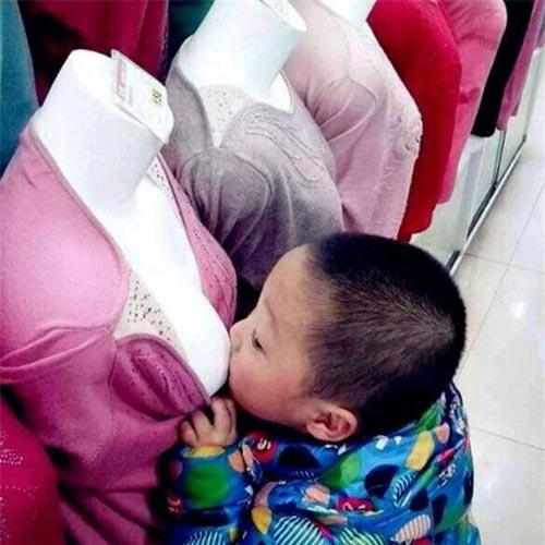 Cậu bé hồn nhiên như của mẹ mình - 1