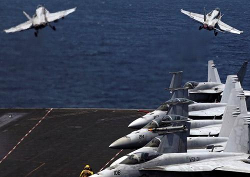 Chiến dịch không kích IS của Mỹ ngốn bao nhiêu tiền? - 3