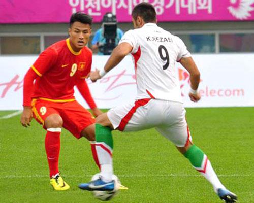 Olympic Việt Nam tại ASIAD 17: Đánh chắc, tiến chắc - 1