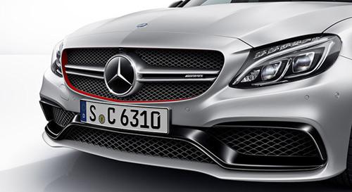Mercedes-Benz C63 AMG và C63 AMG S trình làng - 11