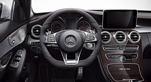 Mercedes-Benz C63 AMG và C63 AMG S trình làng - 14