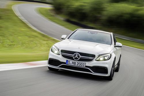 Mercedes-Benz C63 AMG và C63 AMG S trình làng - 5