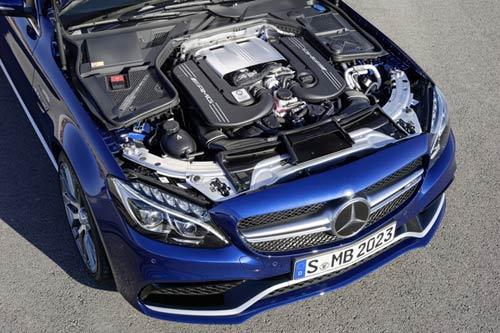 Mercedes-Benz C63 AMG và C63 AMG S trình làng - 8