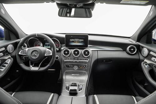 Mercedes-Benz C63 AMG và C63 AMG S trình làng - 9