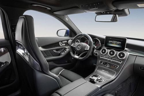 Mercedes-Benz C63 AMG và C63 AMG S trình làng - 10