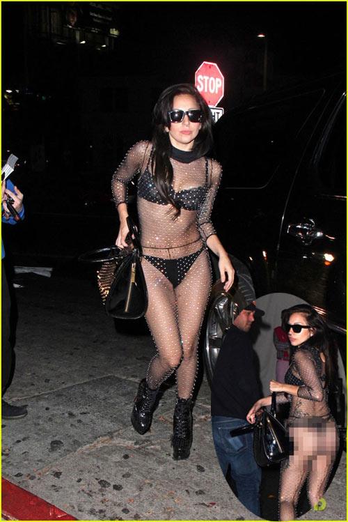 7 lần Lady Gaga lạm dụng cơ thể gây sốc - 6