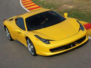 Siêu xe Ferrari 458 Italia dính lỗi phải thu hồi