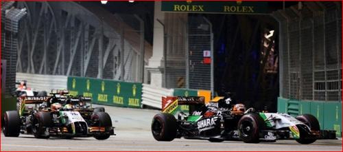 Singapore GP – Phía sau vạch đích (P3) - 2