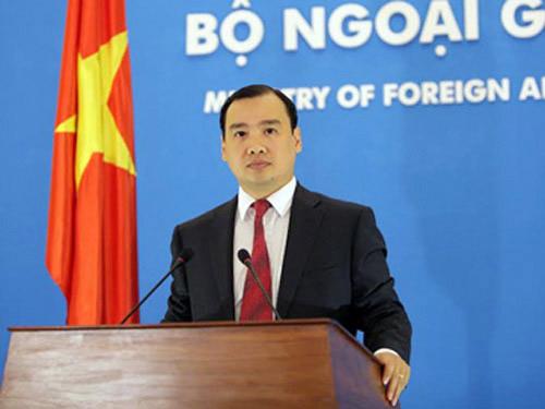 Bộ Ngoại giao: Sớm đưa người Việt ở Syria về nước - 1