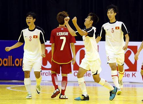 ĐT futsal Việt Nam thua đáng tiếc trước Úc - 2
