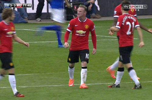 """MU như """"nô lệ"""" của Rooney - 2"""
