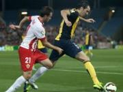 Bóng đá - Almeria – Atletico: Trở lại đường đua