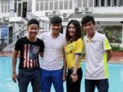 Bóng đá - Công Vinh ủng hộ U19 Việt Nam đá SEA Games 2015