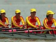 Thể thao - ASIAD 17: Bốn cô gái rowing đoạt chiếc HCB