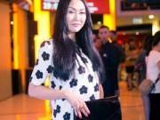 """Phim - Phi Thanh Vân """"mũm mĩm"""" khi mang bầu 3 tháng"""