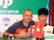 Bóng đá - HLV ĐT U.19 Việt Nam sẽ dẫn dắt HA.GL ở V.League