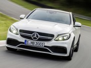 Ô tô - Xe máy - Mercedes-Benz C63 AMG và C63 AMG S trình làng