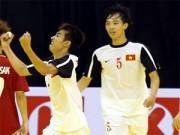 Bóng đá - ĐT futsal Việt Nam thua đáng tiếc trước Úc