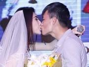 Ca nhạc - MTV - Công Vinh cưới Thủy Tiên trên sân khấu