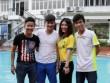 Công Vinh ủng hộ U19 Việt Nam đá SEA Games 2015