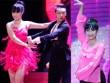 Thí sinh Hoa khôi mặc áo bà ba nhảy dancesport gợi cảm