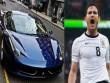 Frank Lampard là tín đồ của siêu xe Ferrari