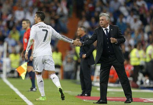 """Real gây bất ngờ: Đẩy Ronaldo lên vị trí """"số 9"""" - 1"""